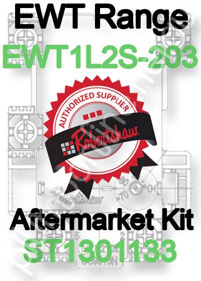 Solar Hot Water Robertshaw ST13-70K Aftermarket kit for EWT1L2S-205 Thermostat