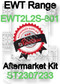 Solar Hot Water Robertshaw ST23-60K Aftermarket kit for EWT2L2S-801 Thermostat