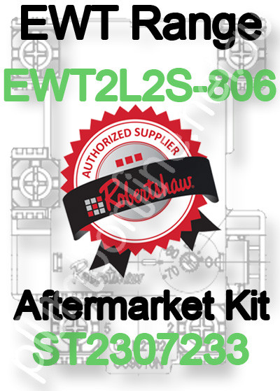 Solar Hot Water Robertshaw ST23-60K Aftermarket kit for EWT2L2S-806 Thermostat