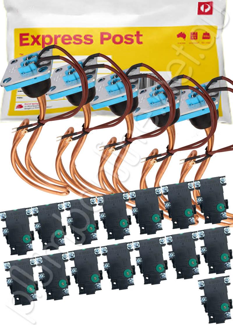 6kw Electric Combi Boiler