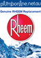 Thermostat (220RSP) Natural Gas RHEEM Hot Water Replacement Part at plumbonline