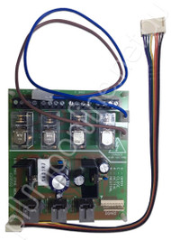 Circuit Board Braemar BSC 2006 Zone Kit PCB for Ducted Heaters -24V