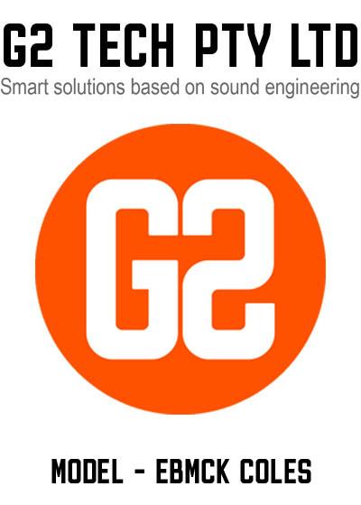 G2TECH Coles Boundary Meter Connection Kit Model - EBMCK COLES