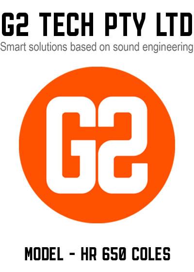 G2TECH Coles Longlife Heat Recovery Vessel Model - HR650 COLES
