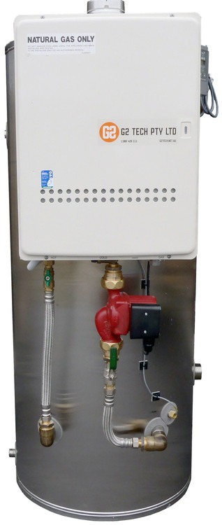 + gas Commercial Hot Water 1-250-315