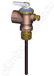 AVG PRESSURE & TEMP RELIEF VALVE 20mm 850KPA