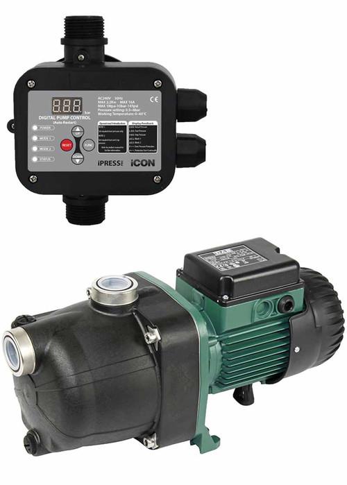 Pressure Water Pump With Ipress Pump Controller Dab Pumps