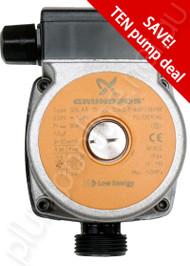 Grundfos SOLAR 15-20 CIL2 Open Loop Solar Pump 240V (TEN Pump Pack)