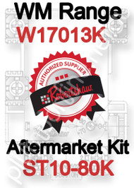 Robertshaw ST 10-80K Aftermarket kit for WM Range W17013K