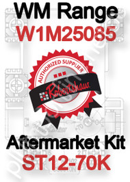 Robertshaw ST 12-70K Aftermarket kit for WM Range W1M25085