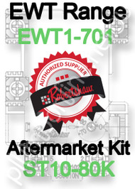 Robertshaw ST 10-80K Aftermarket kit for EWT Model Range EWT1-701