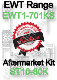 Robertshaw ST 10-80K Aftermarket kit for EWT Model Range EWT1-701KS