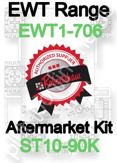 Robertshaw ST 10-90K Aftermarket kit for EWT Model Range EWT1-706