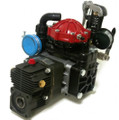 AR30-GR3/4-GCI DUAL DIAPHRAGM PUMP WITH GEAR BOX & CONTROL UNIT