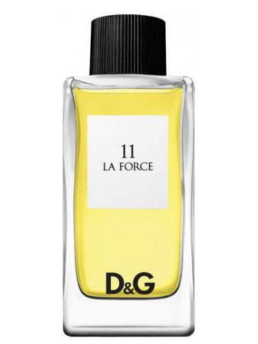 La Force 11 By Dolce And Gabbana Eau De Toilette Spray 3.3oz Unisex