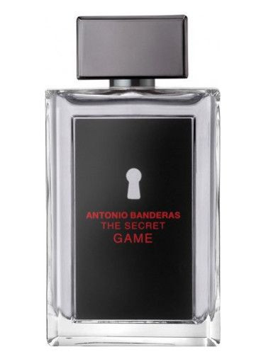 The Secret Game by Antonio Banderas 3.4oz Cologne Spray Men