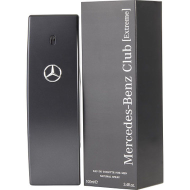 Mercedes Benz Club Extreme 3.4oz Men