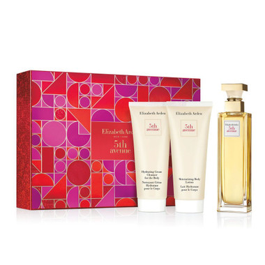 5th Avenue 3pc 4.2oz Perfume Set Women