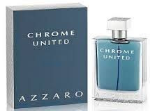 Chrome United by Azzaro Eau De Toilette Spray 6.8oz