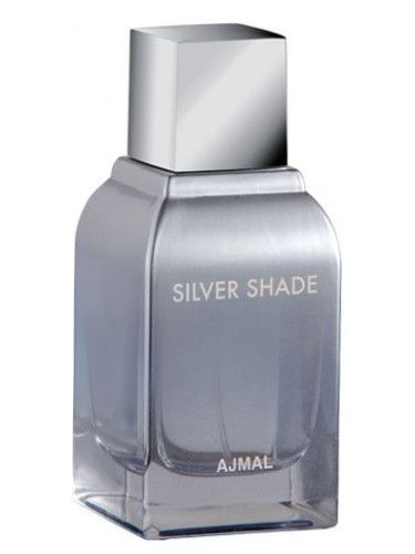 Silver Shade by Ajmal Eau De Parfum Spray For Men 3.4oz