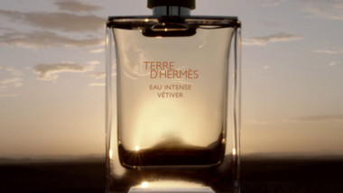 Terre D Hermes Eau Intense Vetiver 3.4oz EDP Men