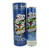 Ed Hardy Love & Luck 3.4oz Eau De Toilette Spray Men