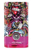 Hearts & Daggers by Ed Hardy 3.4oz Eau De Parfum Spray Women