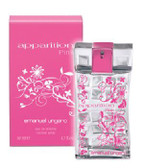 Apparition Pink by Emanuel Ungaro 1.7oz Eau De Toilette Spray Women
