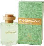 Mediterraneo by Antonio Banderas 3.4oz Eau De Toilette Spray Men