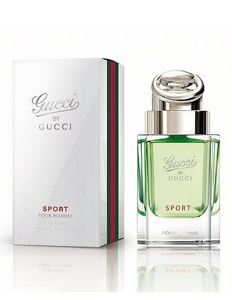Gucci by Gucci Sport 1.7oz Eau De Toilette Spray Men