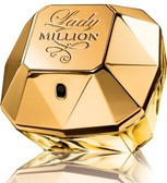 Lady Million by Paco Rabanne 2.7oz Eau De Parfum Spray Women