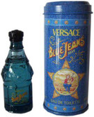 Blue Jeans by Versace 2.5oz Eau De Toilette Spray Men