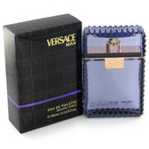 Versace Man 3.4oz Eau De Toilette Spray Men