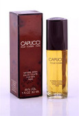 Capucci 3.3oz Eau De Toilette Spray Men Rare Vintage