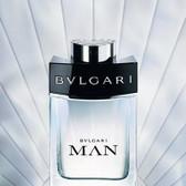 Bvlgari Man By Bvlgari Eau De Toilette Spray 3.4oz