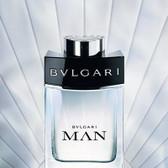 Bvlgari Man By Bvlgari  Eau De Toilette Spray 2.0oz