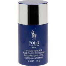 Polo Blue by Ralph Lauren 2.6oz Deodorant Stick Men