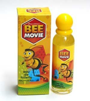 Bee Movie 3.4oz Boys and Girls