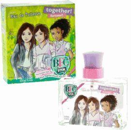BFC ink 3.4oz Eau De Toilette Spray Girls