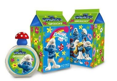 Brainy by The Smurfs 1.7oz Kids Fragrance