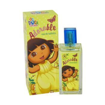 Dora Adorable 3.4oz Eau De Toilette Spray Girls