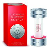 Champion Energy by Davidoff 1.7oz Eau De Toilette Spray For Men