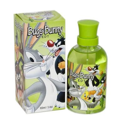 Bugs Bunny 3.4oz Eau De Toilette Spray Boys