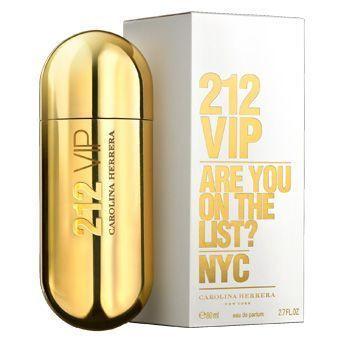 212 VIP by Carolina Herrera 1.0oz Eau De Parfum Spray Women