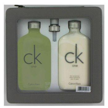 CK One by Calvin Klein 2pc 6.8oz Set Unisex
