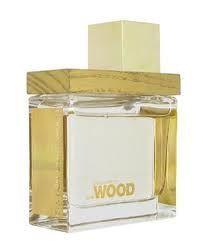 DSquared2 Golden Light Wood Eau de Parfum Natural Spray 1.7oz