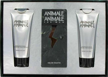 Animale by Parlux 3pc Gift Set Men