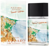 Azzaro Summer Edition by Azzaro Eau De Toilette Spray For Men 3.4oz