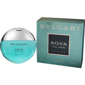 Aqva Marine Pour Homme by Bvlgari 5.0oz Eau De Toilette Spray