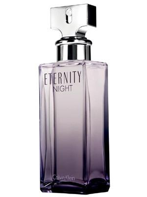 Eternity Night by Calvin Klein Eau De Parfum Spray For Women 3.4oz